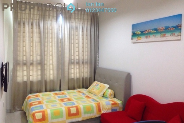 For Sale Condominium at Centrestage, Petaling Jaya Leasehold Fully Furnished 1R/1B 360k