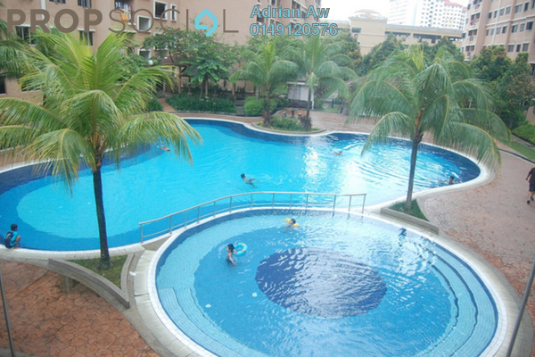For Rent Condominium at Taman Cheras Hartamas, Cheras Leasehold Fully Furnished 3R/2B 3k