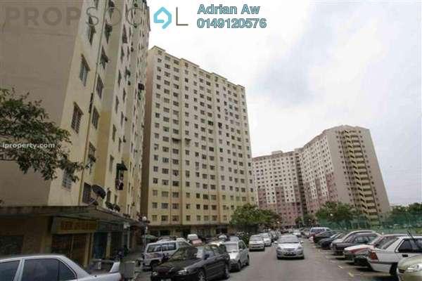 For Rent Condominium at Sri Penara, Bandar Sri Permaisuri Leasehold Fully Furnished 2R/2B 1.2k