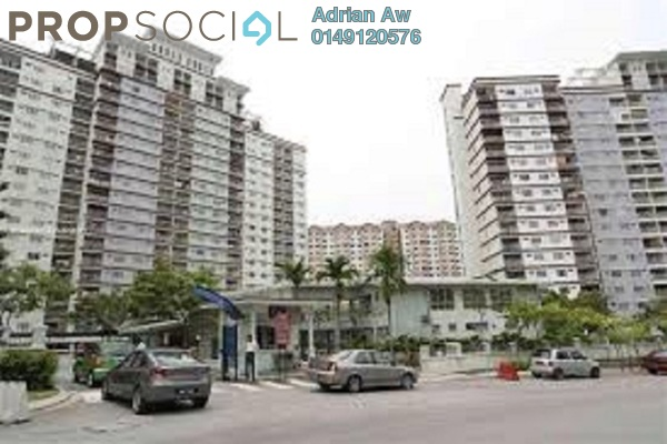 For Rent Condominium at Vista Amani, Bandar Sri Permaisuri Leasehold Unfurnished 3R/2B 1.3k