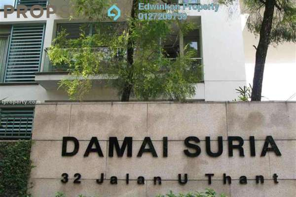 For Sale Condominium at Damai Suria, Ampang Hilir Freehold Semi Furnished 4R/3B 2.25m