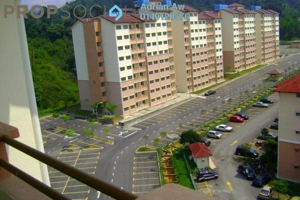 For Rent Condominium at Sri Hijauan, Ukay Leasehold Semi Furnished 3R/2B 1.1k