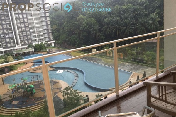 For Rent Condominium at Serai, Bangsar Freehold Semi Furnished 5R/6B 18k