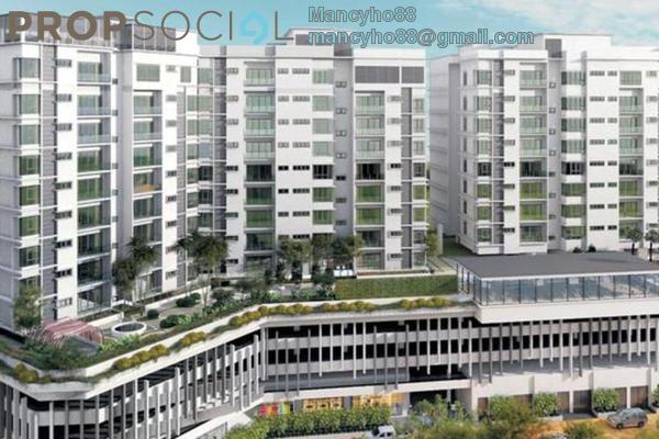 For Sale Condominium at Medalla, Ara Damansara Freehold Semi Furnished 1R/1B 595k