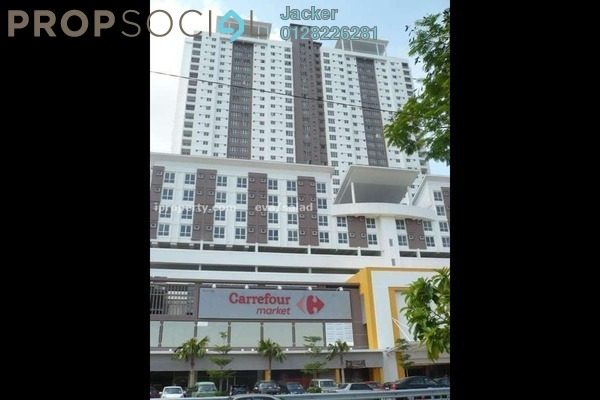 For Rent Condominium at Axis Residence, Pandan Indah Leasehold Fully Furnished 3R/2B 1.75k