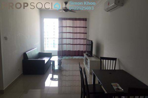 For Rent Serviced Residence at Pacific Place, Ara Damansara Leasehold Fully Furnished 1R/1B 1.6k