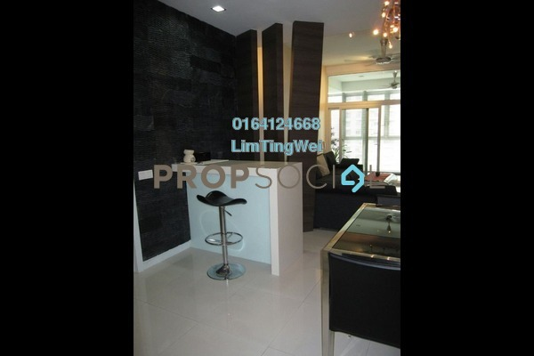 For Rent Condominium at Marc Service Residence, KLCC Freehold Fully Furnished 2R/2B 6k