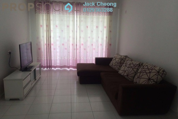 For Rent Condominium at Telaga Emas, Butterworth Freehold Semi Furnished 4R/2B 1k
