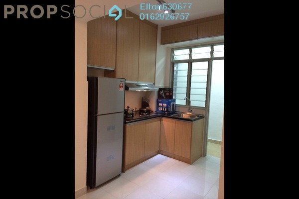 For Sale Condominium at Main Place Residence, UEP Subang Jaya Freehold Semi Furnished 2R/1B 365k