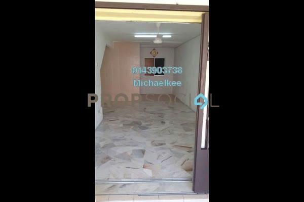 For Rent Terrace at Zone L, Sri Petaling Freehold Unfurnished 3R/2B 1.3k
