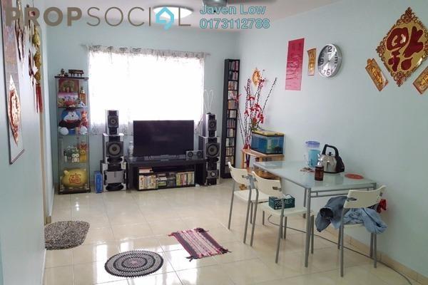 For Sale Apartment at Bandar Tasik Selatan Flat, Bandar Tasik Selatan Freehold Fully Furnished 3R/2B 198k