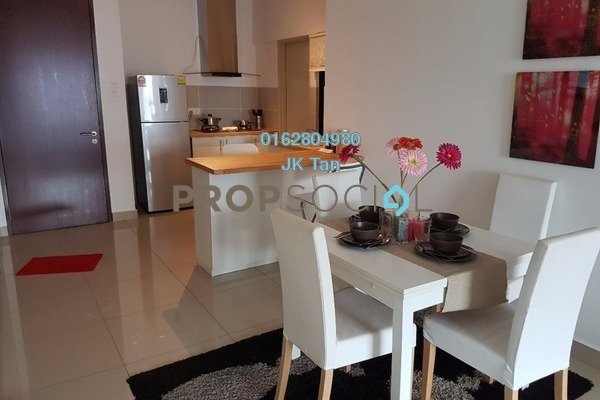 For Sale Serviced Residence at Alam Sanjung, Shah Alam Freehold Unfurnished 3R/2B 385k
