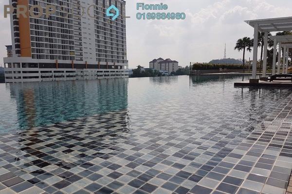 For Sale Serviced Residence at Alam Sanjung, Shah Alam Freehold Unfurnished 3R/2B 399k