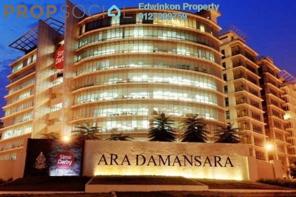 For Rent Condominium at Oasis Ara Damansara, Ara Damansara Freehold Fully Furnished 0R/1B 1.8k