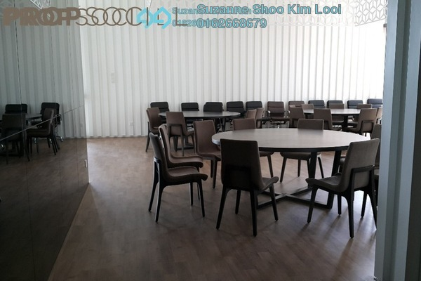 For Rent Condominium at Mirage Residence, KLCC Freehold Fully Furnished 3R/3B 8.8k