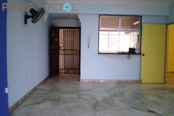 For Sale Condominium at Desa Gembira, Kuchai Lama Freehold Semi Furnished 3R/2B 500k