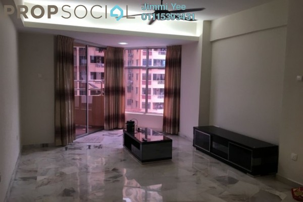 For Sale Condominium at Desa Gembira, Kuchai Lama Freehold Unfurnished 3R/2B 530k