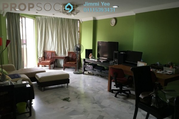 For Sale Condominium at Desa Gembira, Kuchai Lama Freehold Semi Furnished 3R/2B 440k