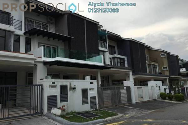 For Sale Terrace at Puteri 6, Bandar Puteri Puchong Freehold Unfurnished 5R/5B 1.55m