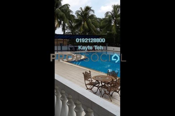 For Rent Condominium at Vista Komanwel, Bukit Jalil Freehold Fully Furnished 3R/2B 2.4k