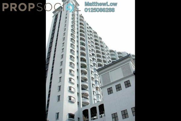 For Sale Condominium at Sea View Garden, Batu Ferringhi Freehold Fully Furnished 3R/2B 550k