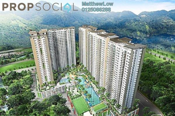 For Sale Condominium at Imperial Residences, Sungai Ara Freehold Unfurnished 3R/2B 680k