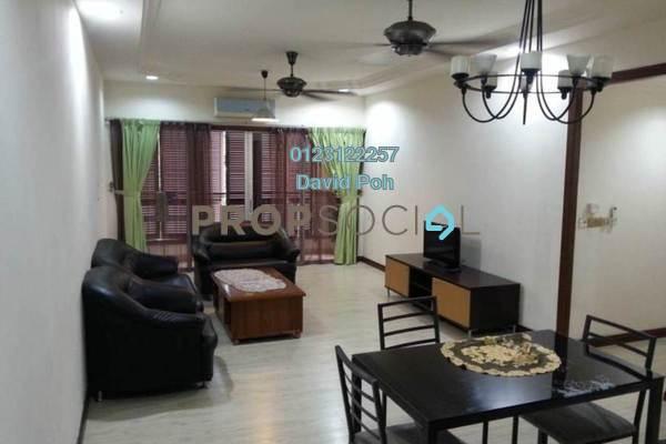 For Rent Condominium at Desa Putra, Wangsa Maju Leasehold Fully Furnished 2R/4B 2.8k