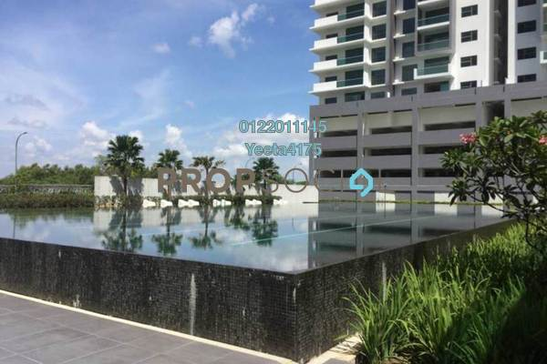 For Sale Condominium at X2 Residency, Puchong Leasehold Semi Furnished 5R/5B 708k