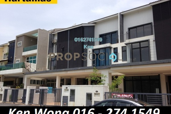 For Sale Terrace at Puteri 6, Bandar Puteri Puchong Freehold Unfurnished 5R/5B 1.4m