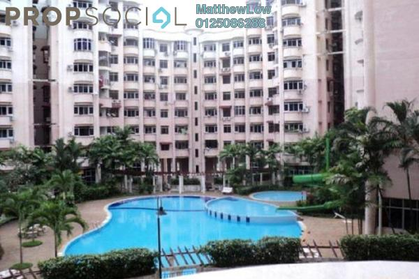 For Sale Apartment at Jade View, Bukit Gambier Freehold Fully Furnished 3R/2B 380k