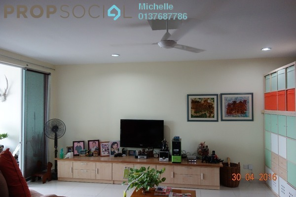 For Sale Condominium at Cheras Heights Condominium, Cheras South Freehold Semi Furnished 3R/2B 640k