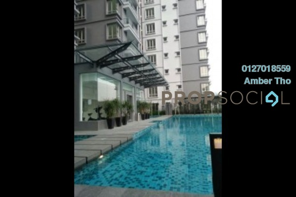 For Rent Condominium at Green Terrain, Cheras South Freehold Semi Furnished 4R/3B 1.71k