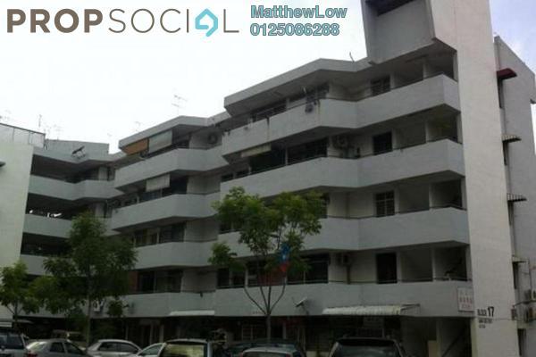 For Sale Apartment at Taman Batu Bukit, Tanjung Tokong Freehold Semi Furnished 2R/1B 270k