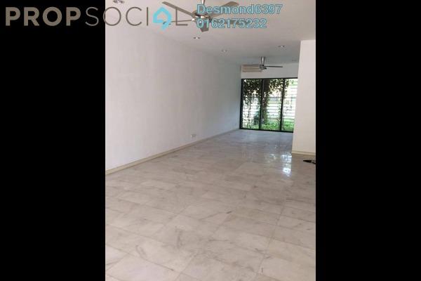 For Sale Terrace at Taman Esplanad, Bukit Jalil Freehold Semi Furnished 5R/4B 1.7m