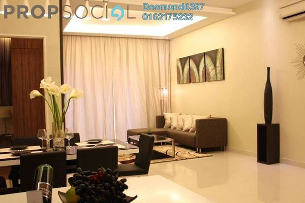 For Sale Condominium at Parc Ville, Bandar Puchong Jaya Freehold Semi Furnished 3R/2B 550k