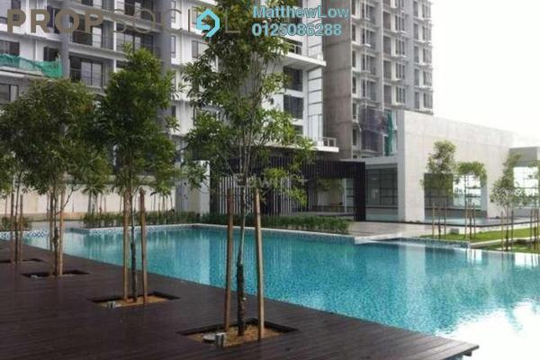 For Rent Condominium at Wellesley Residences, Butterworth Freehold Fully Furnished 1R/1B 1.4k