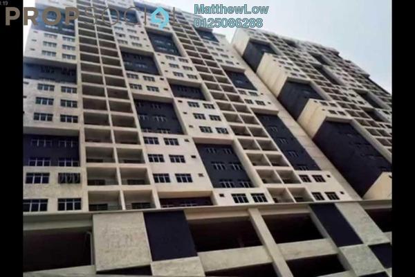 For Sale Condominium at Pinang Laguna, Seberang Jaya Freehold Unfurnished 4R/2B 408k