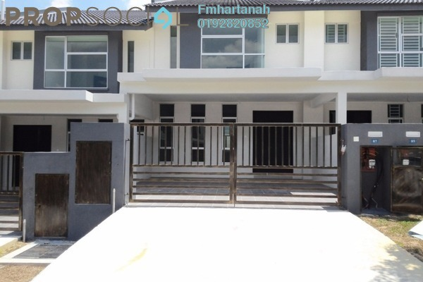For Rent Terrace at Bangi Avenue, Kajang Freehold Unfurnished 7R/7B 1.4k