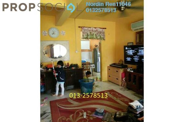 For Sale Semi-Detached at Taman Putra Perdana, Puchong Leasehold Semi Furnished 4R/3B 485k