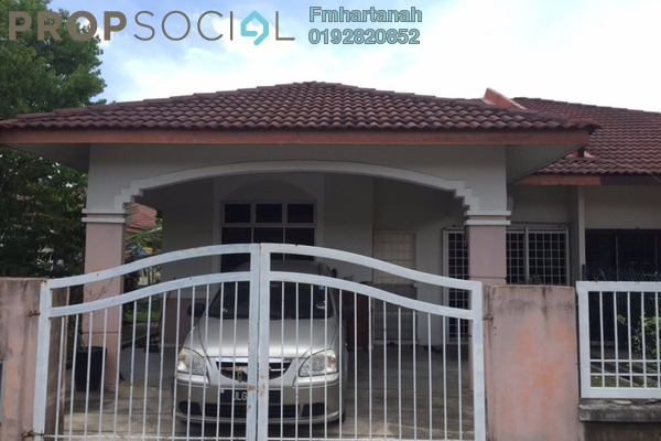 For Sale Apartment at Kota Warisan, Sepang Freehold Unfurnished 3R/2B 140k