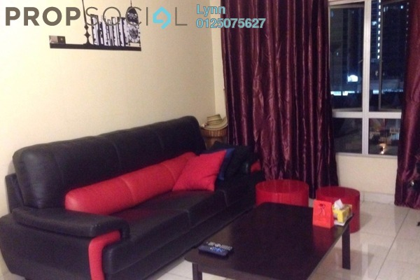 For Rent Condominium at Green Avenue, Bukit Jalil Freehold Fully Furnished 3R/2B 1.65k