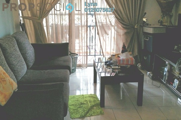 For Sale Apartment at Arena Green, Bukit Jalil Freehold Fully Furnished 2R/1B 355k