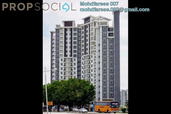For Sale Condominium at Tunas Residensi, Bayan Baru Freehold Fully Furnished 3R/2B 480k