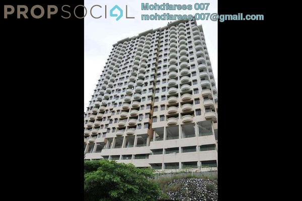 For Sale Condominium at Eden Seaview, Batu Ferringhi Freehold Fully Furnished 3R/2B 550k