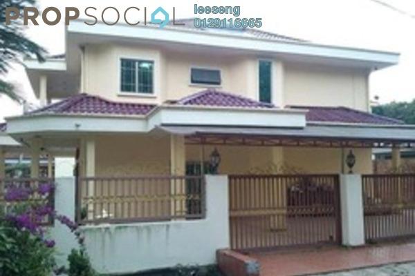For Rent Semi-Detached at Taman Meru, Klang Freehold Semi Furnished 5R/3B 1.5k