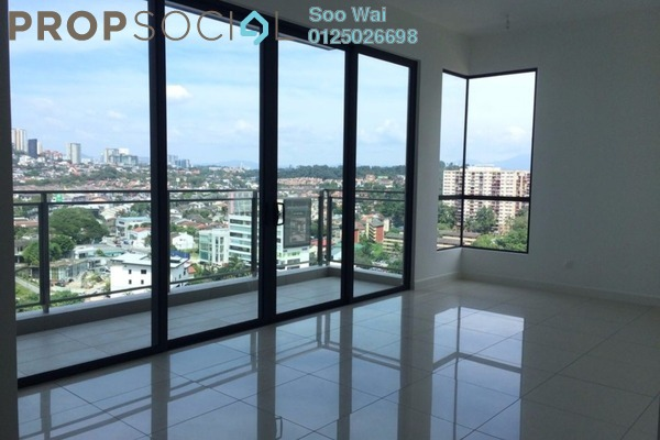 For Rent Condominium at Nadi Bangsar, Bangsar Freehold Unfurnished 2R/0B 5k