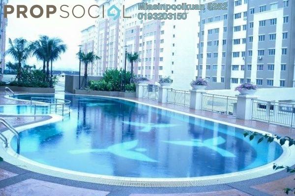 For Rent Condominium at Suria Kinrara, Bandar Kinrara Leasehold Fully Furnished 3R/2B 1k