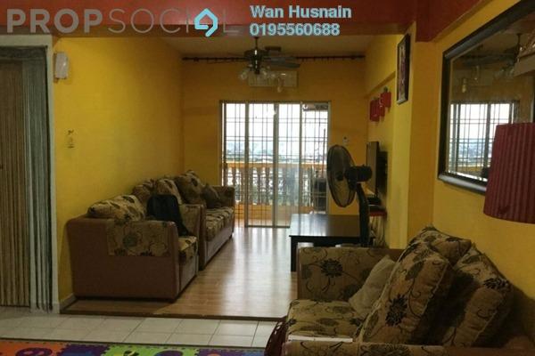 For Sale Apartment at Sri Cempaka Apartment, Kajang Freehold Unfurnished 3R/2B 300k