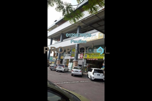 For Sale Shop at Taman Sri Muda, Shah Alam Freehold Unfurnished 0R/2B 90k