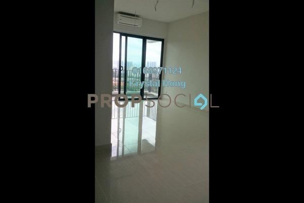For Rent Condominium at Dex @ Kiara East, Jalan Ipoh Leasehold Semi Furnished 3R/2B 1.5k